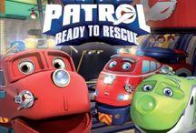 Chug Patrol / Celebrating Chuggington's Emergency Rescue Squad, Chug Patrol!