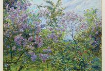 Impressionisme ~ Max Slevogt / 8 oktober 1868 Landshut - 20 september 1932 Neukastel