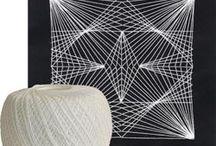Figure geometriche spago