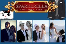Sparkarella Costume Hire / Costume hire for all occasions . Prop and photo booth boxes available according to your theme.