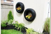 Opony / tires / by OddamOdpady.pl