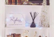 Twelve Days of Christmas at Rydan Design  / Inspiring interiors to make your house a festive home