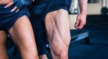 exercícios p trincar as pernas