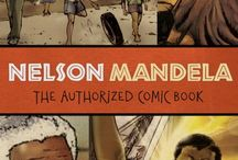 Nelson Mandela / Literature for kids and teaching resources compiled by the staff at Primary Source - passionate about getting quality global education resources into the hands of K-12 educators.