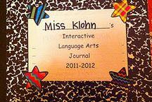 Language Arts / by Shanna Huebner