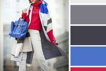 C: Red White & Blue