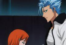 Anime - Bleach Grimmjow Jaegerjaquez