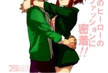 Boku no Hero Academia ship