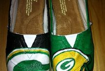 Green Bay Packers! / by Connie Clark