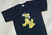 Tricouri pictate pentru copii/ Painted T-Shirts for Kids / Tricouri pictate pentru copii/ Painted T-Shirts for Kids.