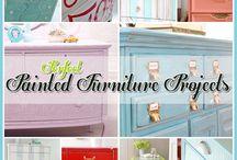 Furniture - Painting n making