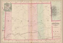 Wyoming Antique Maps / Antique maps of Wyoming show the dramatic changes in the states geographical and political situation over time. Vintage maps of Wyoming often show the growth of railroads, counties and cities in The State of Wyoming. Old maps of Wyoming, including antique maps of Cheyenne, Casper and Jackson can be found here.