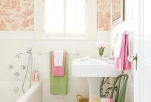 Bathroom / by Katherine Webb
