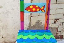 Chair Art & decor