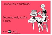 Rude ecards / by Brittany Horvath