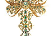 Rococo jewelry