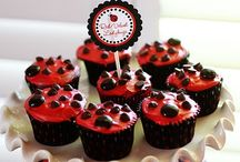 Ladybug Party / We are planning a ladybug party but I am afraid I have waited to late to do some of these things