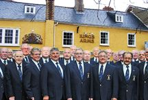 High Tea with a Welsh Male Voice Choir / Enjoy some great local food whilst listening to the sound of Wales in the beautiful market town of Abergavenny. This event gives you an intimate afternoon with an award-winning Welsh Male Voice Choir, who will sing traditional Welsh songs and hymns at gastropub the Kings Arms, whilst you indulge in a complimentary selection of tasty food.