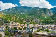 Andora:  May 2001 / Roadtrip: spain, france, Andora 2001