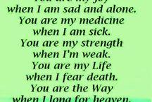 Amen ~ / by Jenni Stair