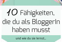 Blogger tipps