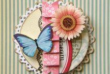 make some embellishments someday / by Gerdy-Anne van Deursen