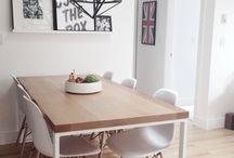 stół/mesa