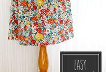 Easy sews