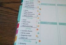 My Planner / by Melissa Simons