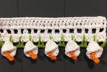 Apemas: Croche, Bordados e Outros / by Elizabeth Maran