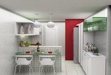Eu ♥ Decoração (Cozinha)