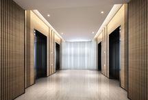 Lobby elevador