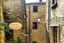 Casale Marittimo. Toscana.