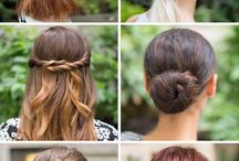 Hair and hair styles