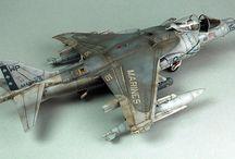 Modely letadla moderna