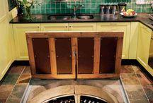 Kjøkken privat