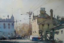 Joseph Zbukvic / Watercolour!!!