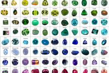 Gemstones/Crystals / Cool and amazing gemstones and crystals