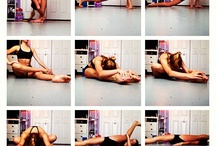 Dance stretches