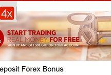 Forex No Deposit Bonus promotions / Claim the Best Forex No Deposit Bonus offers from Brokers