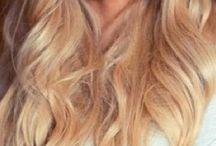 Hair Color  / Hair colors I like
