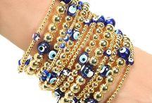 Turkish Evil Eye Bracelets..