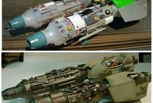Spaceship homemade