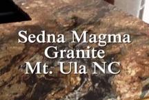 Exotic Granite Ideas