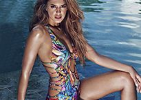 June 2015 Newsletter - Swim / Highlight your assets with cuts, tones and patterns