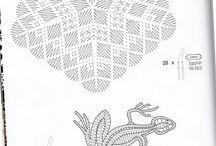 Kantklossen / Bobbin lace making, kloppeln