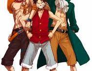 One Piece | Irmãos