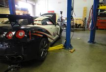 2009 Race-Prepped GTR / Road course prepped 2009 GTR