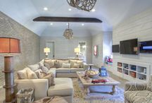 Family/Game Room / by Amy Millard