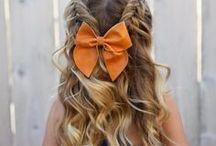 penteados de menina